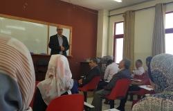 Palestine Polytechnic University (PPU) - كلية العلوم التطبيقية تستقبل الطلبة الجدد