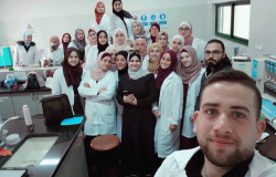 Palestine Polytechnic University (PPU) - زيارة مختبرات التصنيع الغذائي في جامعة فلسطين التقنية خضوري