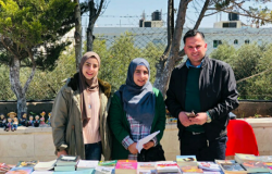 Palestine Polytechnic University (PPU) - طلبة العلوم الاسرية يديرون مشاريع خاصة