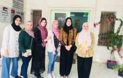 Palestine Polytechnic University (PPU) - طلبة تخصص العلاج الوظيفي ينظمون زيارة الى مركز دورا الامل للتاهيل