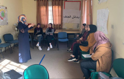 Palestine Polytechnic University (PPU) - مشاركة من طلبة تخصص العلوم الاسرية في ورشة تدريبية حول ادارة الوقت
