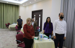 Palestine Polytechnic University (PPU) - جامعة بوليتكنك فلسطين تشارك في ورشة عمل لعرض الإطار الوطني للسلامة الاحيائية في فلسطين